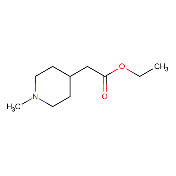 (1-Methyl-piperidin-4-yl)acetic acid ethyl ester