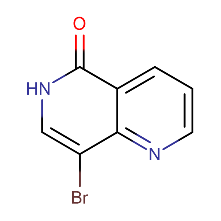 8-Bromo-1,6-naphthyridin-5(6H)-one