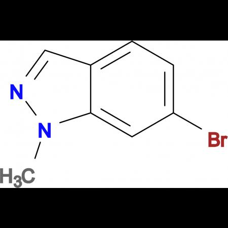6-Bromo-1-methyl-1H-indazole