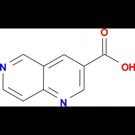 1,6-Naphthyridine-3-carboxylic acid