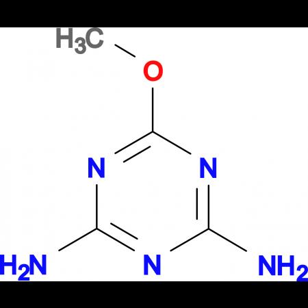 2,4-Diamino-6-methoxy-1,3,5-triazine