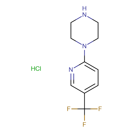 1-(5-(Trifluoromethyl)pyridin-2-yl)piperazinehydrochloride