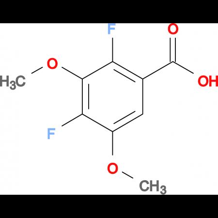 2,4-Difluoro-3,5-dimethoxybenzoic acid