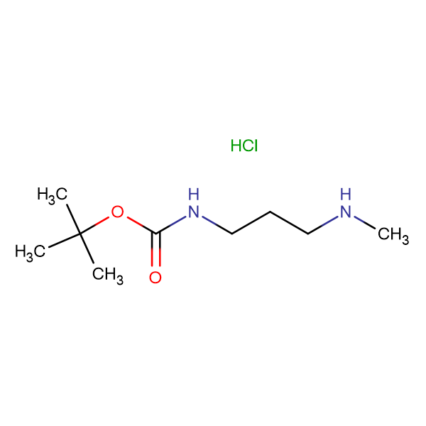 1-Boc-Amino-3-methylaminopropane hydrochloride