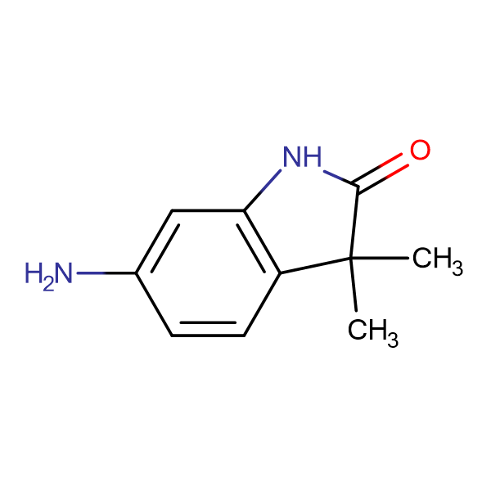6-Amino-3,3-dimethyl-2-oxo-1,3-dihydro-indole