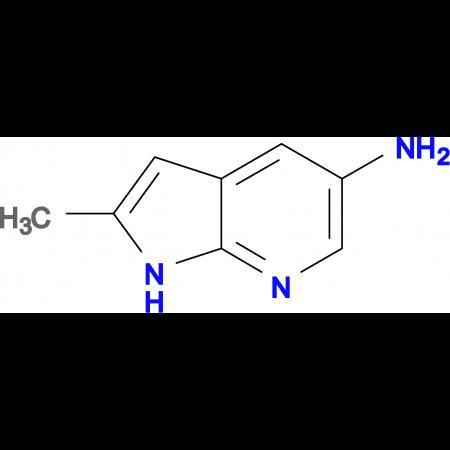 5-Amino-2-methyl-1H-pyrrolo[2,3-b]pyridine