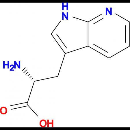 D-7-Azatryptophan