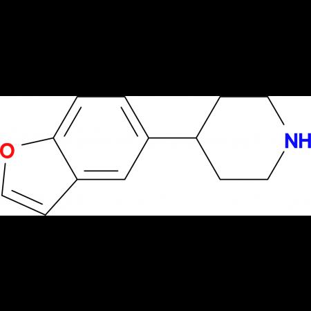 4-(5-Benzofuranyl)-piperidine