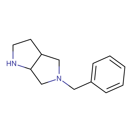 5-Benzyl-octahydro-pyrrolo[3,4-b]pyrrole