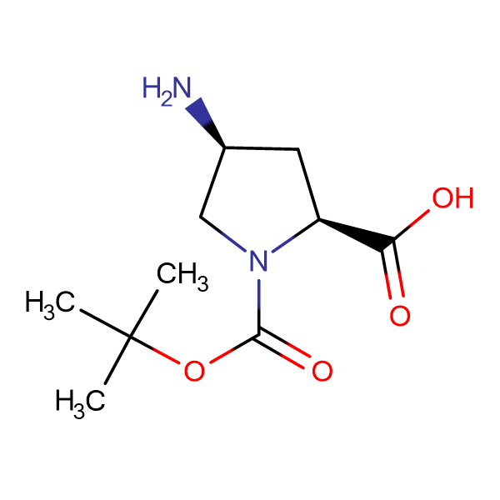 cis-1-Boc-4-Amino-L-proline