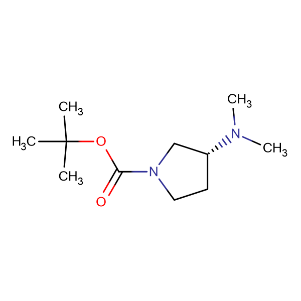 (R)-1-Boc-3-Dimethylaminopyrrolidine