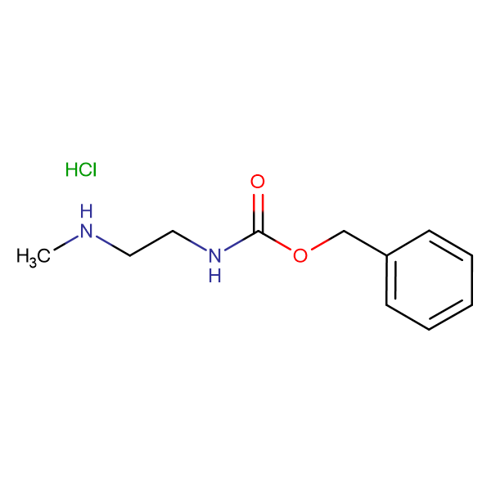 N-Cbz-N'-Methylethylenediamine hydrochloride