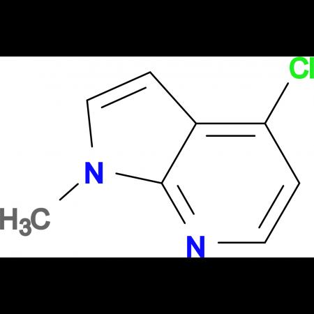 4-Chloro-1-methyl-7-azaindole
