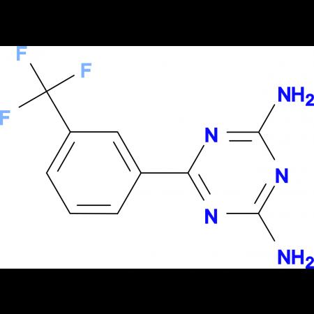 2,4-Diamino-6-[3-(Trifluoromethyl)phenyl]-1,3,5-triazine