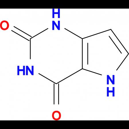 1,5-Dihydro-pyrrolo[3,2-d]pyrimidine-2,4-dione
