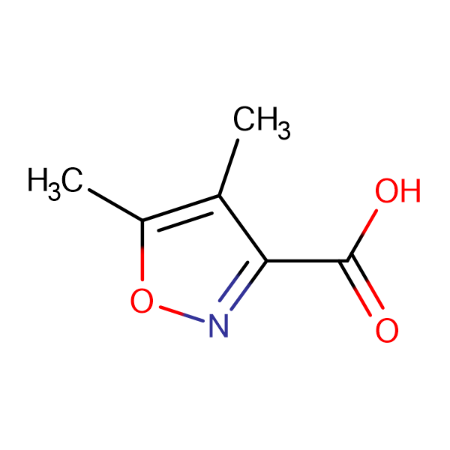 4,5-Dimethyl-isoxazole-3-carboxylic acid
