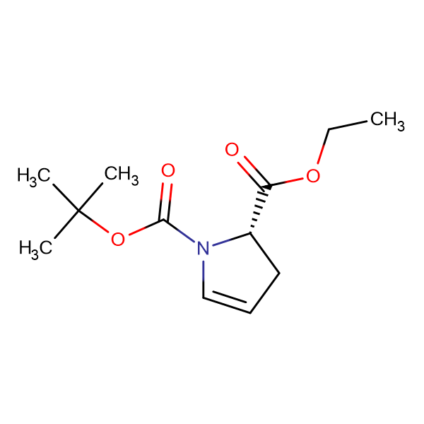Ethyl N-Boc-L-prolin-4-ene