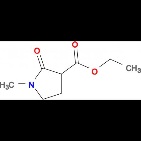 Ethyl 1-methyl-2-oxopyrrolidine-3-carboxylate