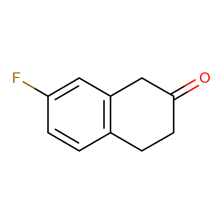 7-Fluoro-3,4-dihydro-1H-naphthalen-2-one