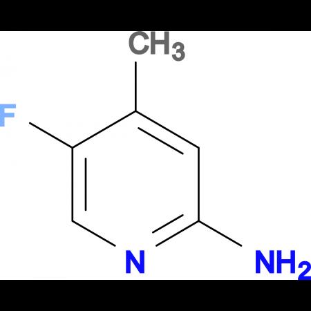 2-Amino-5-fluoro-4-methyl pyridine