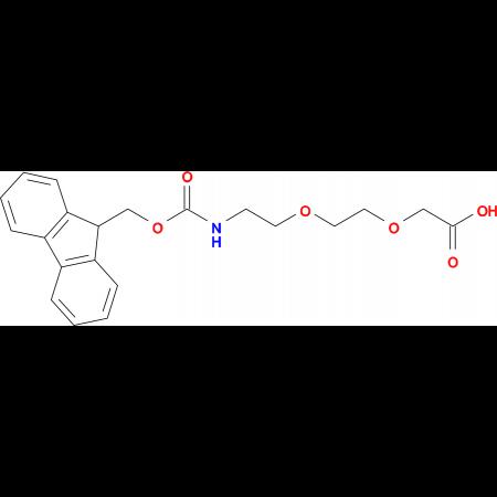 Fmoc-Amino-3,6 dioxaoctanoic acid