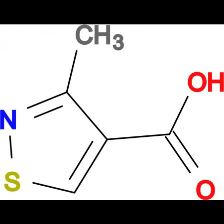 3-Methylisothiazole-4-carboxylic acid
