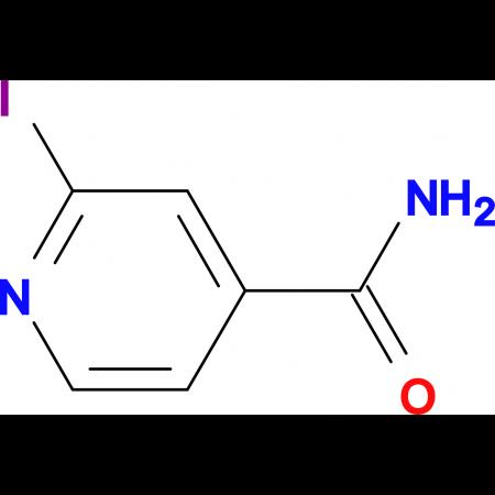 2-Iodopyridine-4-carboxamide