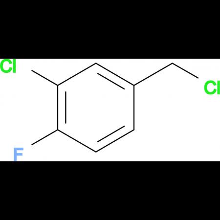 3-Chloro-4-fluorobenzyl chloride