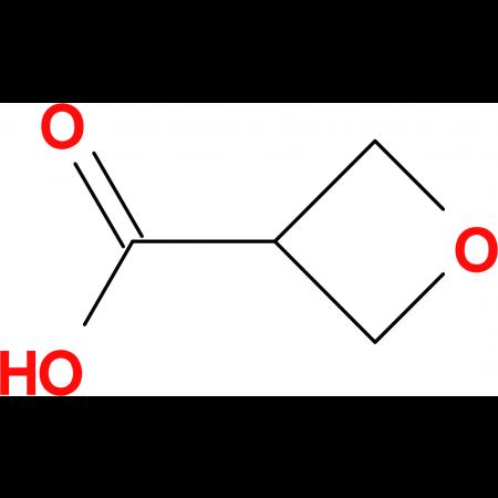 3-Oxetanecarboxylic acid