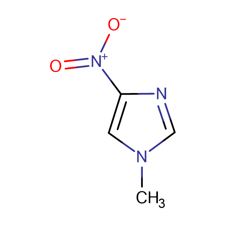 1-Methyl-4-nitroimidazole