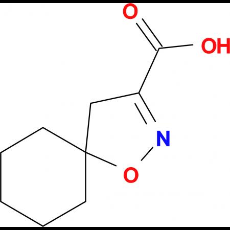 1-Oxa-2-azaspiro[4,5]dec-2-ene-3-carboxylic acid