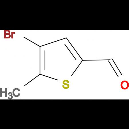 4-Bromo-5-methylthiophene-2-carboxaldehyde