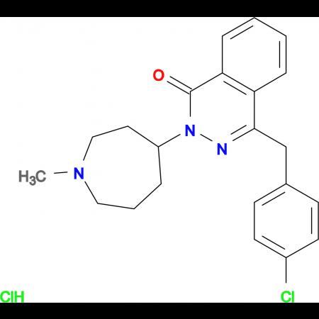 4-(4-Chlorobenzyl)-2-(1-methylazepan-4-yl)phthalazin-1(2H)-one Hydrochloride