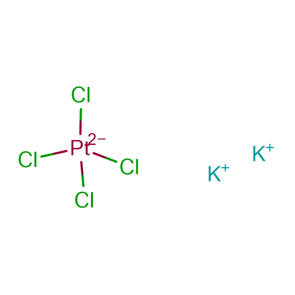 Potassium tetrachloroplatinate(II)