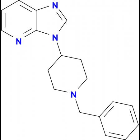 3-(1-Benzylpiperidin-4-yl)-3H-imidazo[4,5-b]pyridine