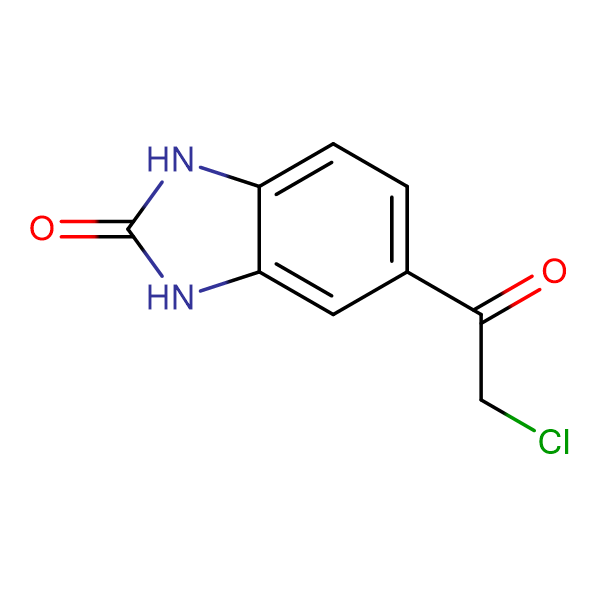 5-(2-Chloro-acetyl)-1,3-dihydro-benzoimidazol-2-one