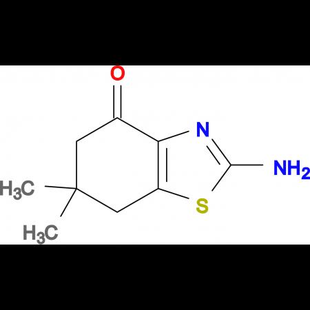 2-Amino-6,6-dimethyl-6,7-dihydro-5H-benzothiazol-4-one