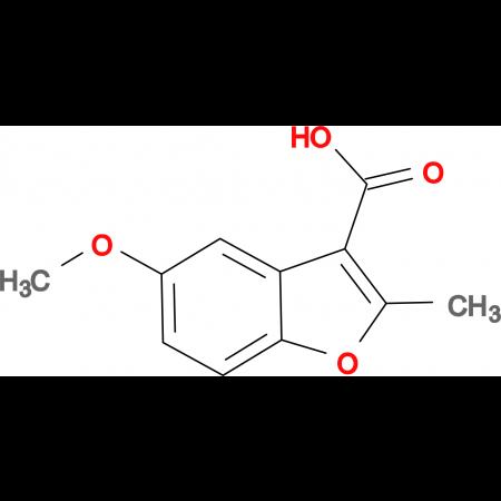 5-Methoxy-2-methyl-benzofuran-3-carboxylic acid