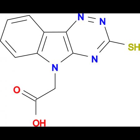 (2-Mercapto-1,3,4,9-tetraaza-fluoren-9-yl)-acetic acid