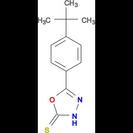 5-(4-tert-Butyl-phenyl)-3H-[1,3,4]oxadiazole-2-thione
