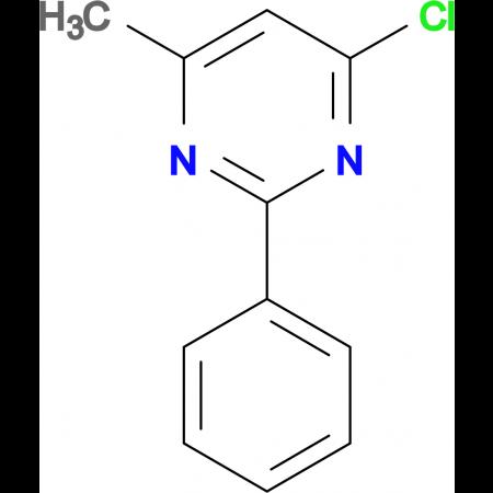 4-Chloro-6-methyl-2-phenyl-pyrimidine