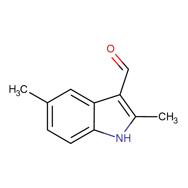 2,5-Dimethyl-1H-indole-3-carbaldehyde