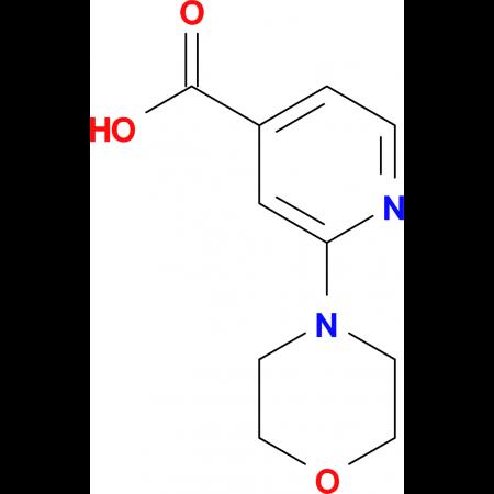 2-Morpholin-4-yl-isonicotinic acid