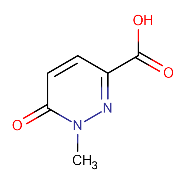1-Methyl-6-oxo-1,6-dihydro-pyridazine-3-carboxylic acid