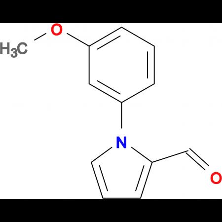 1-(3-Methoxy-phenyl)-1H-pyrrole-2-carbaldehyde