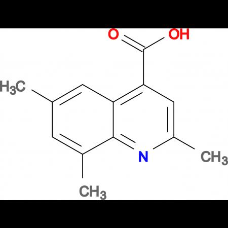 2,6,8-Trimethyl-quinoline-4-carboxylic acid