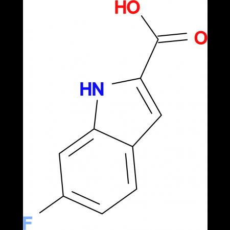 6-Fluoro-1H-indole-2-carboxylic acid