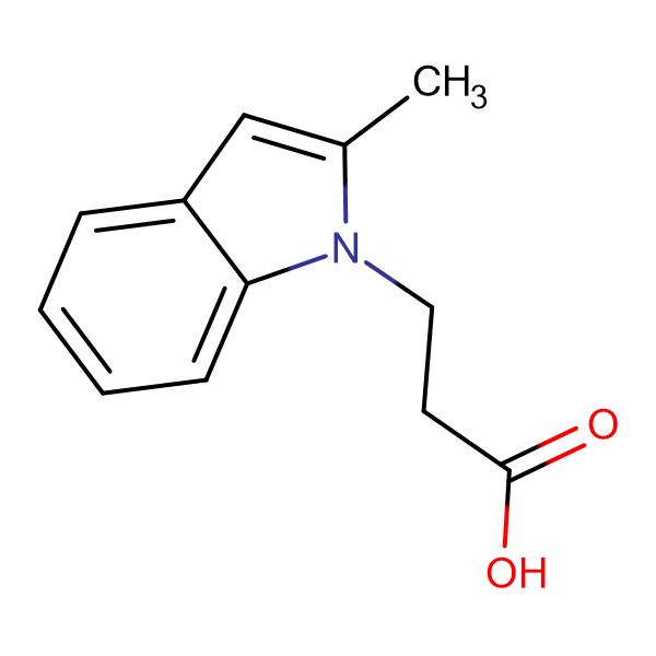 3-(2-Methyl-indol-1-yl)-propionic acid
