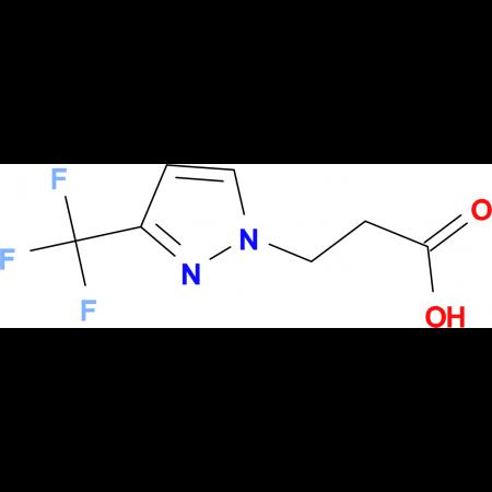 3-(3-Trifluoromethyl-pyrazol-1-yl)-propionic acid