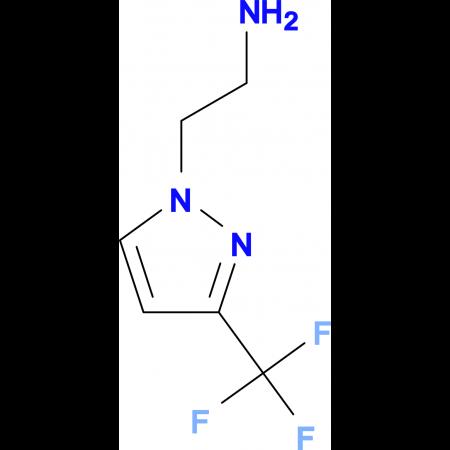 2-(3-Trifluoromethyl-pyrazol-1-yl)-ethylamine